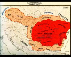 Valentin Roman: Latinizarea limbii dace – un basm de adormit lingviştii Romania People, Romania Map, History Page, 1st Century, Military Photos, Antique Maps, Historical Maps, Ancient History, Archaeology