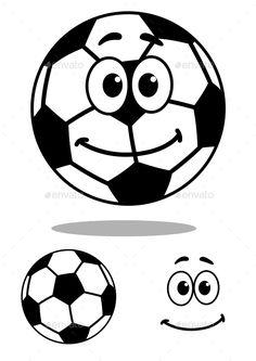 Cartoon Football