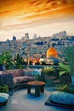 Palestine History, Israel Palestine, Islamic World, Islamic Art, Beautiful Places To Visit, Beautiful World, Beautiful Scenery, Mein Land, Karbala Photography