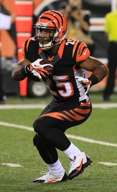 The future of the Bengals running game...Go Gio!!!