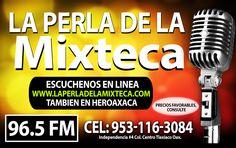 Radiofusoras en Tlaxiaco.