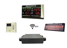聯網感測器 Internet Sensors: TinFar Electronic Co.: 台中惠文國小率先啟用電子空品旗 騰暉電子(www.tinfar.com.tw)提供空氣品質管理方案。利用物聯網,將氣體偵測器、空氣品質顯示看板、「空品旗」、新風機整合成一套系統。當空氣品質超標時,感測器所連動的相關裝置會自然啟動,自動控制功能完成空氣品質管理;如此可減少人力成本與解決資訊延遲問題。 Management, Blog, Blogging