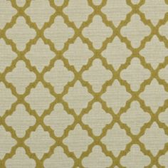 Casablanca Geo Citrine Contemporary Upholstery Fabric by DwellStudio for Robert Allen - Drapery Fabrics at Buy Fabrics
