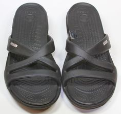 194d21d79 Wedge Slides Casual Slip On 9 Sandals   Flip Flops for Women