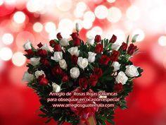 Bellas flores especiales para regalar con amor y cariño a persona que admiramos y apreciamos. Arreglo de rosas para envió a domicilio a través de floristeria www.arreglosguatemala.com