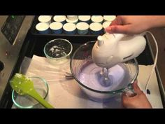 Bath Bomb Cupcakes Part 2- FROSTING!! - YouTube