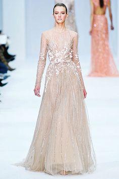Elie Saab Spring 2012 Couture