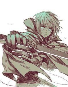 Armin Arlert. Attack on titan. 進撃の巨人. Shingeki no Kyojin. Атака титанов. #SNK. #AOT: