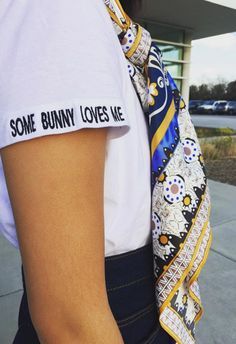 Fact: cute-as embroidered slogans will upgrade your style (and your positive vibes)