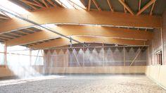 Sprühbalkenberegnung der bowe-beregnung GmbH Stairs, Room, Furniture, Home Decor, Equestrian, Ladders, Homemade Home Decor, Stairway, Rooms