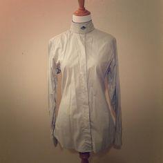 Spotted while shopping on Poshmark: Size 8 ratcatcher english horse show shirt light! #poshmark #fashion #shopping #style #Tops