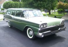 My New Baby A 1956 Buick Special Estate Wagon Classic