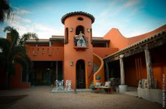Thanks DestinationW for highlighting our venue on your blog! Can't wait for you to visit us.      Small, affordable destination wedding sites often fly under the radar, which is why we were delighted to have a friend steer us toCasa Mariposa, a Morocco-meets-Mexico gem on Texas's South Padre Island. Brides from points north (Austi