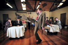 Don't mention the war! Fawlty Towers is coming to Launceston.
