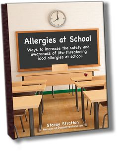 Allergies At School, many resources on this site. Egg Allergy, Allergy Asthma, Peanut Allergy, Allergy Free, Kids Allergies, Seasonal Allergies, Peanut Tree, Teal Pumpkin, School Safety