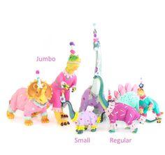Elephant Cake Toppers, Elephant Cakes, Girl Dinosaur Birthday, Animal Birthday, Plastic Animal Crafts, Animal Party, Party Animals, Barbie Birthday Party, Party Accessories