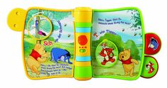 Vtech 80-119104 - Winnie the Pooh's Adventure Book - The funny honey search: Amazon.de: Spielzeug