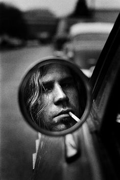 Mark Lanegan.  Saw him at a festival last year. He was with Isobel Campbell and I don't think he smiled once! He didn't seem to want to be there which was a real shame:(