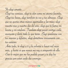 The video consists of 23 Christmas craft ideas. Love Phrases, Love Words, Amor Quotes, Love Quotes, Frases Love, Couple Quotes, Love Messages, Feeling Loved, Spanish Quotes