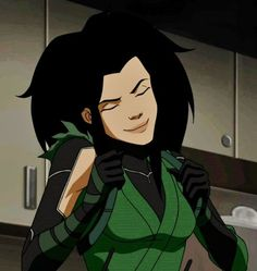 Cheshire Young Justice Hair