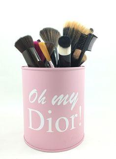 Porta pincéis Oh my Dior! Crie & Decor - CRIEDECOR