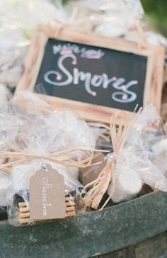 Spring, romantic , classic, dessert, desserts, favors, food, reception, pink, rustic, tan, details, wedding, California