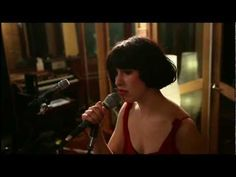 Meet Kimbra, very very nice voice. I really like this song and how it changes in the chorus.  She also falls into a kind of music trance of some sort towards the end which shows her passion for music. Hope you like it.