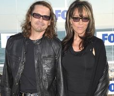 """Katey Sagal """"Gemma"""" Sons of Anarchy...She and """"Otto"""" (show's creator Kurt Sutter) are married in real life!"""