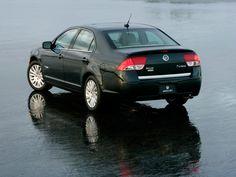 2010–11 Mercury Milan Hybrid '2009–12.2010