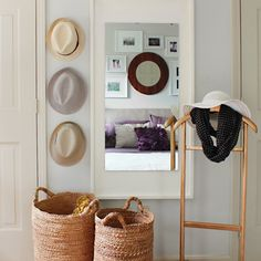 West Elm's floating mirrors cost $199-399, but you can make them yourself for $20-40. Find out how.