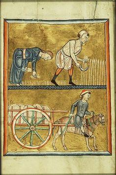 c. 1200-1210 Fécamp Psalter