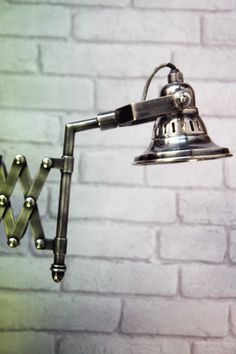 Wall lights can transform the look and feel of a room, creating unique lighting opportunities. Browse modern, vintage and art-deco indoor wall lights here. Indoor Wall Lights, Rockett St George, Lit Wallpaper, Shops, I Love Lamp, Cool Lamps, Unique Lighting, Vintage Industrial, Home Decor Inspiration