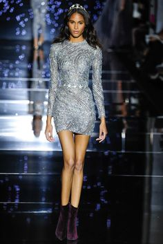 Zuhair Murad | Fall/Winter 2015 Couture Collection | Modeled by Cindy Bruno | July 9, 2015; Paris, France