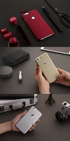 Protect your iPhone6/6 Plus in more stylish way with the Iron iPhone 6/6 Plus Case!
