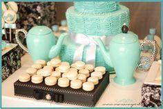 Este Chá de Panela foi muito especial para mim. Foi o Chá da minha querida cunhada Helo!!!   Fiz com muito carinho!!! Procuramos deixar mo...