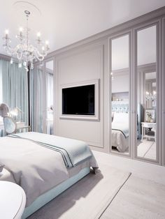 """Classic Bedroom Furniture is a great fit for modern homes, as it's been designed for functionality together with comfort. modern …""""}, """"http_status"""": window. Bedroom Tv Wall, Bedroom Sets, Home Bedroom, Room Decor Bedroom, Bedroom Furniture, Bed Room, Closet Bedroom, Marble Bedroom, Mirrored Bedroom"""