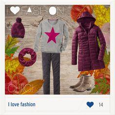 We love fashion - Eure eigene Herbst Mode Collage könnt ihr hier gestalten: https://apps.facebook.com/mode_collage