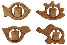 wood rattles