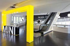 The MINI Story Exhibition Munich