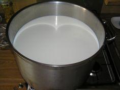 Domáce korbáčiky (fotorecept) - obrázok 1 Kefir, Dog Bowls, Food And Drink, Cheese, Breakfast, Kitchen, Breakfast Cafe, Cucina, Cooking