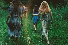 Festival dresses - Woodstock, only if i could have been there