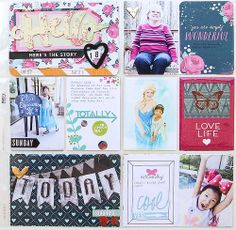 Cocoa Daisy Scrapbooking Blog - Froth From the Daisy Patch