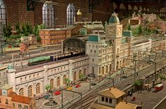 「世界一の鉄道模型」博物館を覗いてきた!:日経ビジネスオンライン