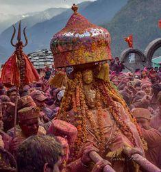 •Dev Bungdu Mahadev Ji • Goshala, Banjar, Kullu #deitiesofseraj