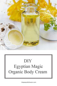 Easy to make DIY Egyptian Magic Organic Body Cream! This recipe for DIY Egyptian Magic will make your skin radiate youth and beauty the natural way! The Body Shop, Piel Natural, Hair Removal, Diy Beauty, Beauty Secrets, Beauty Skin, Facial Care, Beauty Recipe, Diy Skin Care