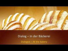 Dialog - In der Bäckerei - YouTube