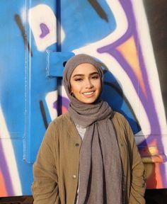 Modern Hijab Fashion, Muslim Women Fashion, Arab Fashion, Hijab Fashion Inspiration, Modest Fashion, Hijab Turban Style, Hijab Trends, Casual Hijab Outfit, Hijabi Girl