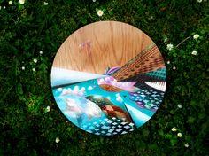Faint by Meghan Geliza  #painting #popsurrealism #acrylics #colour #Auckland #NewZealand
