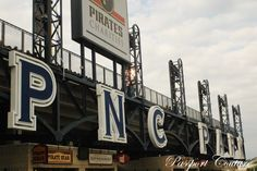 PNC Park in #Pittsburgh, #Pennsylvania.
