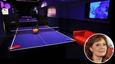 "#celebrity-owned #bars: Susan Sarandon - ""SPiN"" - #NYC A self-described ""ping-pong social club"" where athletic socialites can get exercise while knocking back a few cocktails or people-watch while savoring delights from the kitchen."